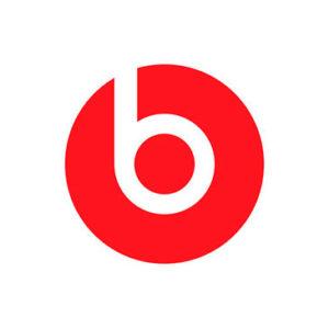 Logotipo de Beats y su mensaje subliminal de una persona escuchando música con cascos