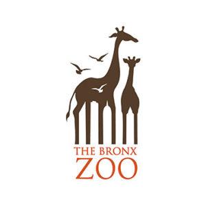 Logos creativos: The Brox Zoo y su mensaje subliminal del skyline de Nueva York