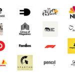 Logos creativos con mensaje oculto: Cuando arte y publicidad se juntan