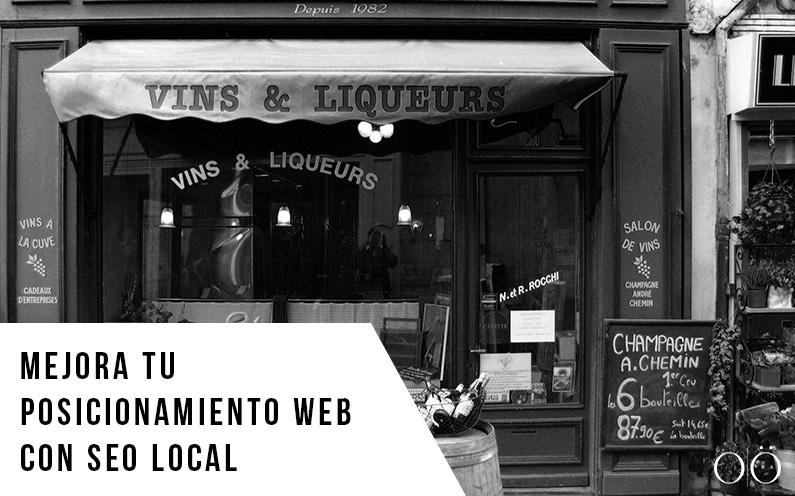Mejorar tu posicionamiento web con SEO local